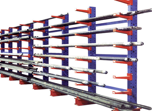 Benefits of Cantilever Rack