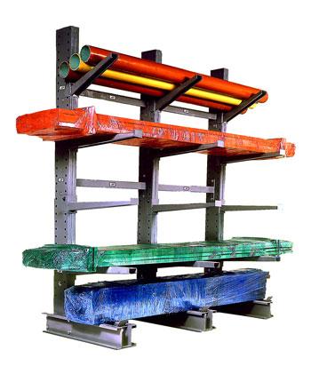 Medium Duty Cantilever Racks