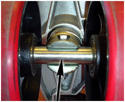 Articulating Axle