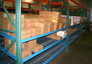 Benefits of Carton Flow Racking