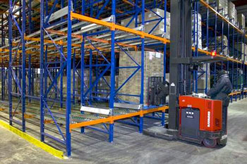 Benefits of Pallet Flow Racking