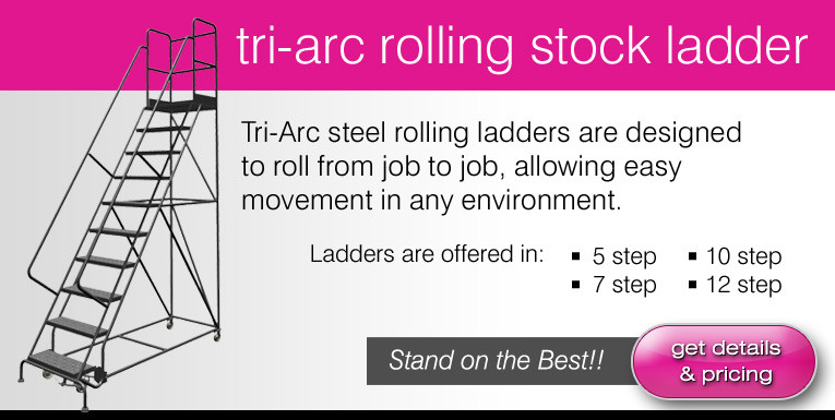 Rolling Stock Ladder