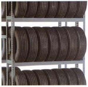 Tire Rack Storage
