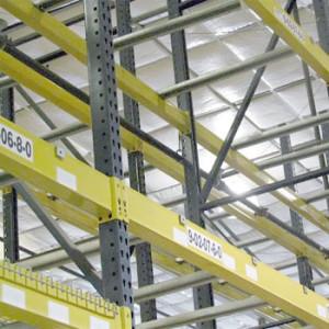 Starter Section of Pallet Rack