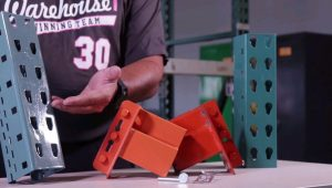 How to Select the Right Rack: Teardrop Pallet Racking (Video)