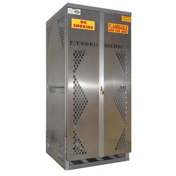 LP & Oxygen Cylinder Storage Cabinets