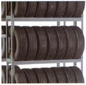 Tire Rack & Auto Storage