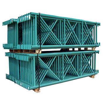 Pallet Rack Uprights