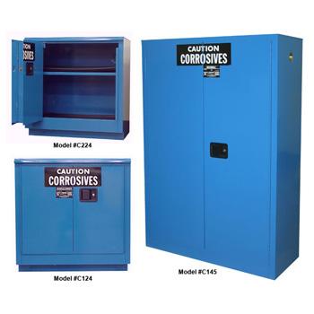 Acid & Corrosive Storage Cabinets