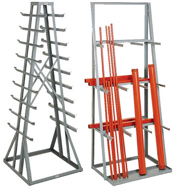 Bar Storage Rack