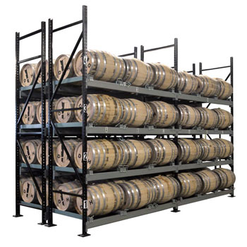 Barrel Rack