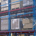 Rack Backs & Safety Netting