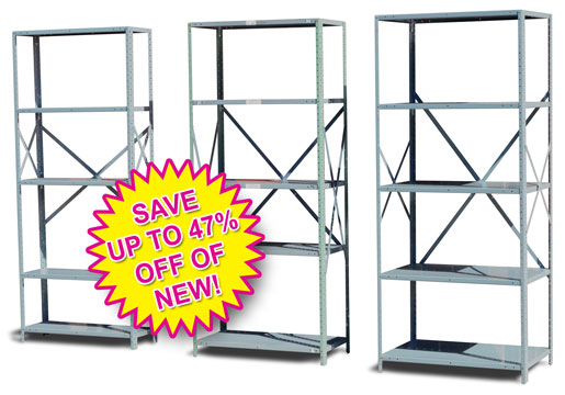 Used Warehouse Shelving