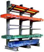 New Meco Cantilever 2000 Series Shelving