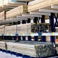 Structural Cantilever Rack