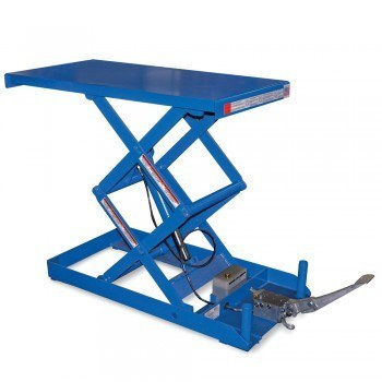 800 lb. Capacity Foot Pump Scissor Lift