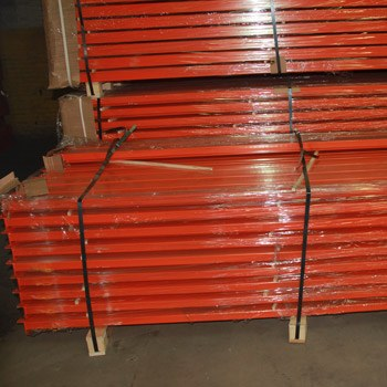 "108"" x 5"" Reconditioned Teardrop Pallet Rack Beam- New Style"
