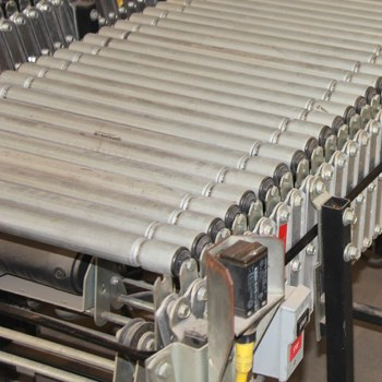 Used Power Flex Conveyor 25
