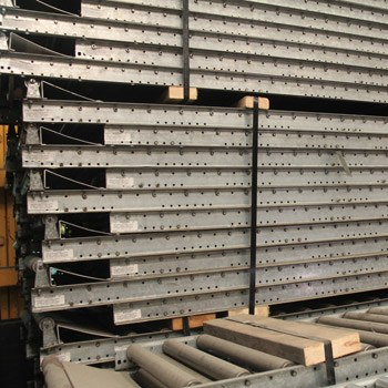 Used Gravity Roller Conveyor 24