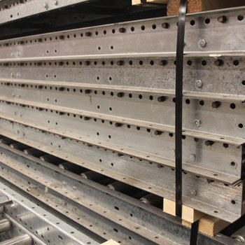 Used Gravity Roller Conveyor 15