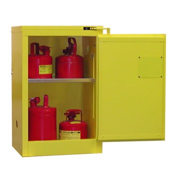 12 Gal. Flammable Storage Cabinet, Standard Door