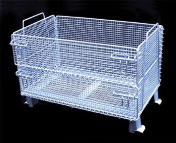 "20"" x 32"" x 22"" Wire Baskets (Quick Ship)"