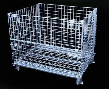"40"" x 48"" x 42"" Wire Baskets, Bundle of 20 at 10% OFF (Quick Ship)"