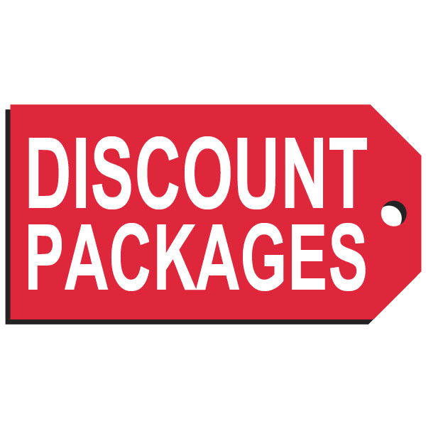 Discount Packages image